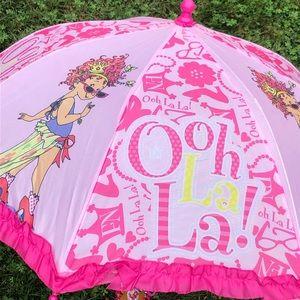 Fancy Nancy Umbrella - 2/$6